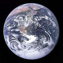 Image credit: NASA - Apollo 17