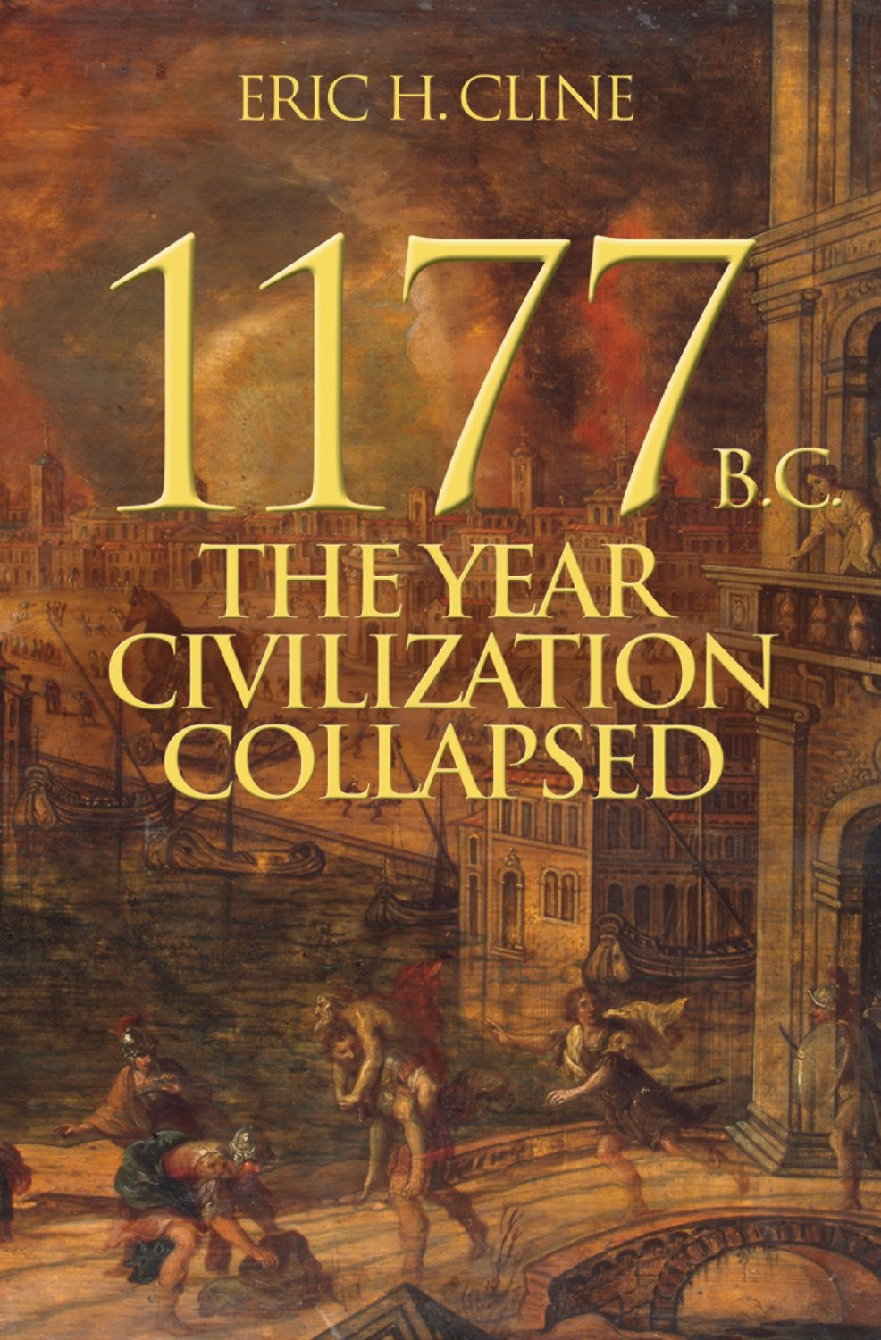 Collapse of civilizations