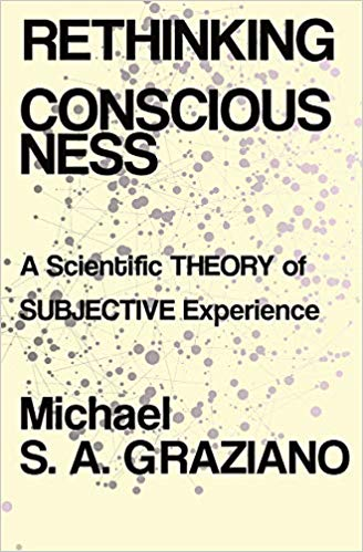 Cover of 'Rethinking Consciousness' by Michael Graziano