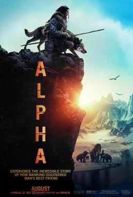 Poster for the movie Alpha