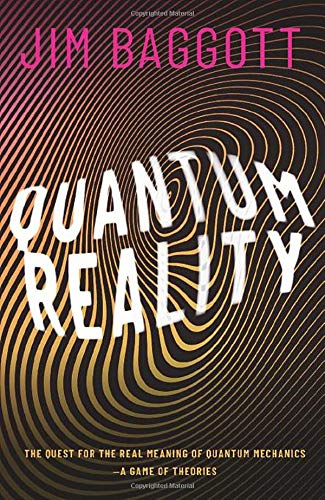 Book cover of Quantum Reality