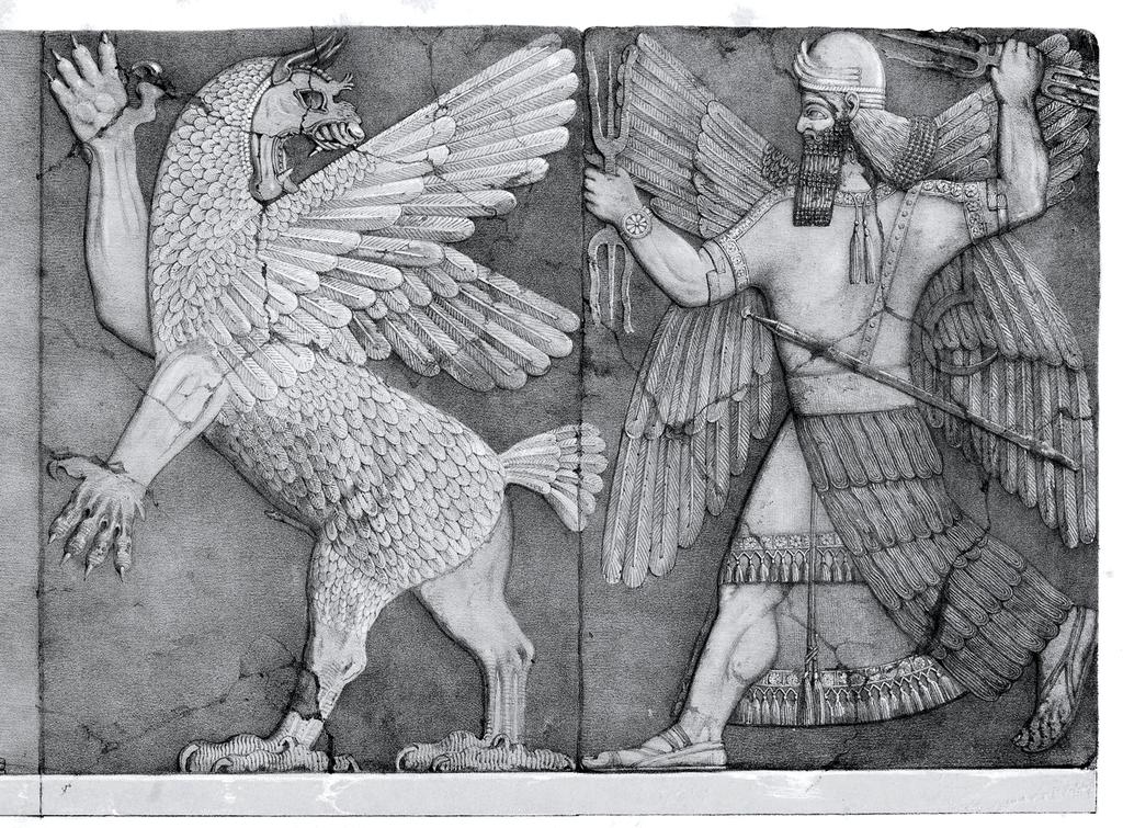 Mesopotamian religious imagery