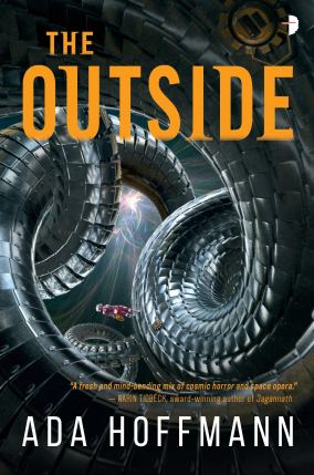 Cover for The Outside by Ada Hoffmann