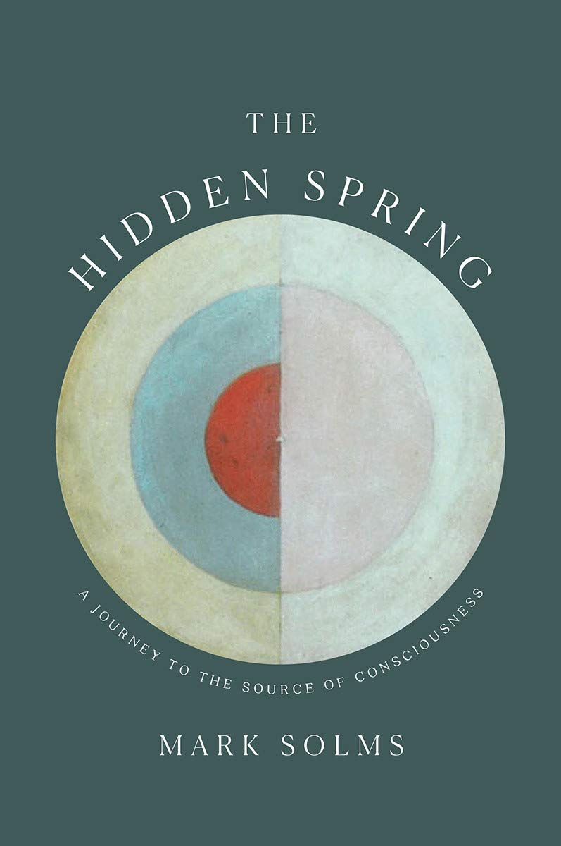 Cover for The Hidden Spring